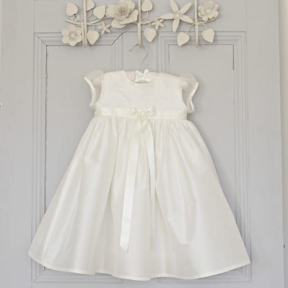 16b4e5beee9 Adore Baby | A gorgeous selection of silk and lace Christening ...