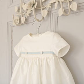 James Boys Christening Gown