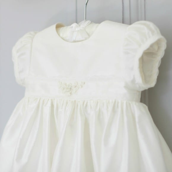 b63fc0fd605 Adore Baby | Silk Christening gowns and Beautiful Baptism Gowns for ...