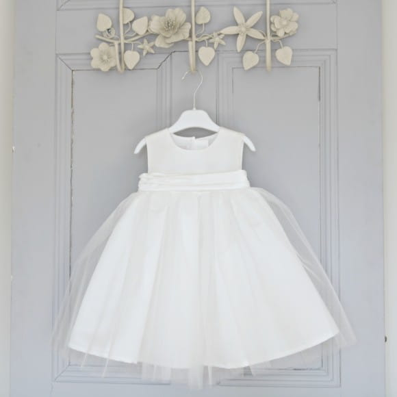 Adore Baby | Baby girls Christening or baptism outfit. Girls ...