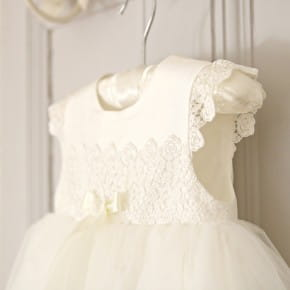 Evelyn Christening Gown