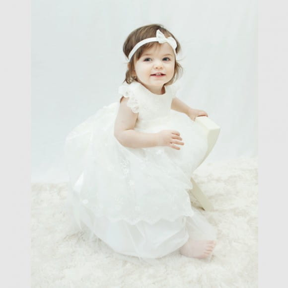 b28258d35 Adore Baby | Baby girls Christening or baptism outfit. Girls ...