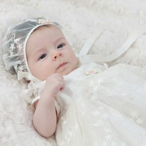 024366c8b128c Adore Baby | Silk and lace Christening gowns for girls. Baptism gown ...