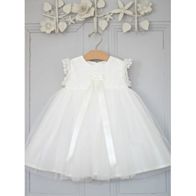 Adore Baby | Designer Christening Dress