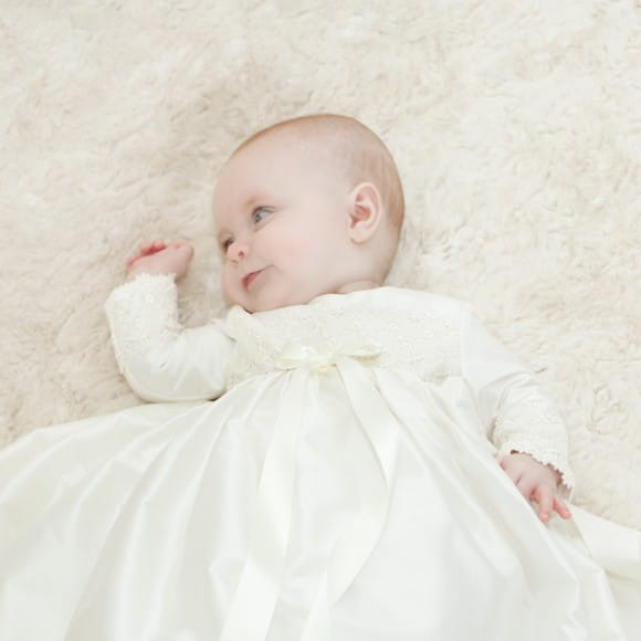 e0d57c6d76c Adore Baby | Baby girls Christening or baptism outfit. Girls ...